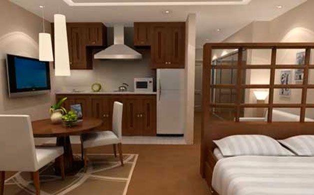 Tips: cómo decorar un apartamento tipo estudio - Conlallave.com