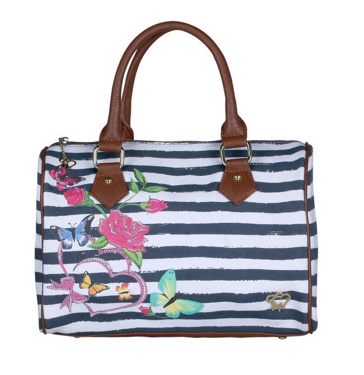 Maison Espin bag ss13, #maisonespin #springsummercollection13 #womancollection #bag#lovely #MadewithLove #romanticstyle #milano #navy