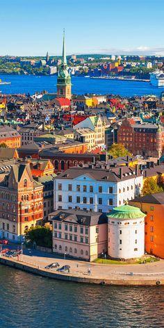 cool Stockholm, Sweden