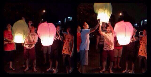 Send the lanterns #dreams #friendship #bff #love #forever