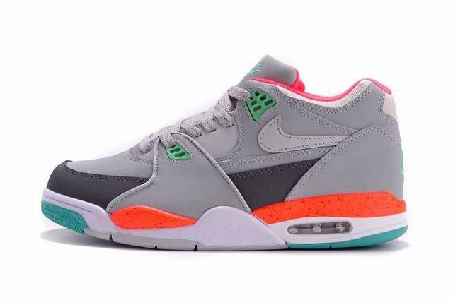 air jordan homme,air flight 89 homme gris et orange | Nike