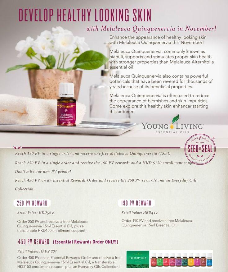 Hong Kong Young Living essential oil November promos! www.OilyAchievers.com #HongKong #EssentialOils