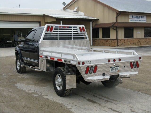 Flatbed For Sale >> Custom All Aluminum Trailers Truck Bodies Boxes For Sale