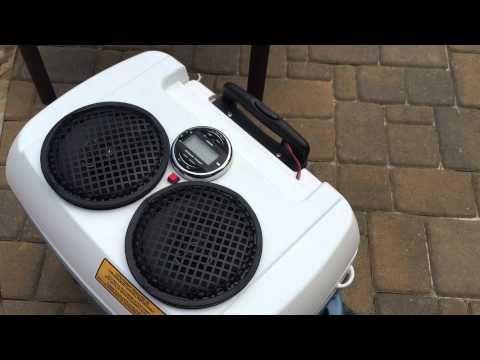 ScottiBox 4.0 Cooler Radio - YouTube