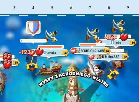 Polska – Włochy – Bitwa morska http://wp.me/p2QwhS-Bp #piratessaga