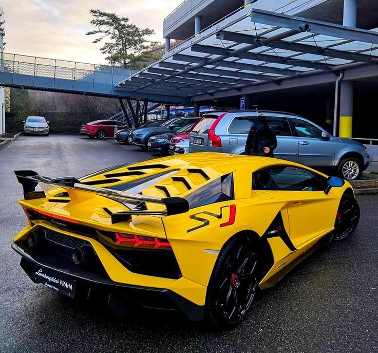 Lamborghini Aventador Svj Lamborghinipraha Insta Z Litwhips