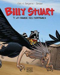 Billy Stuart Volume 7 - La course des centaures
