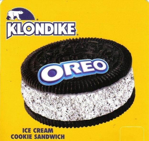 Oreo Ice Cream Sandwich | The Definitive Ranking Of Classic Ice Cream ...