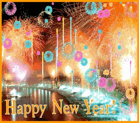 Animated Happy New Year Greetings | Wallpaper of Happy New Year ,Animated Cards of Wishing Year 2012