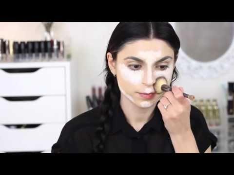 Wednesday Addams Grunge Halloween Makeup Tutorial - http://music.tronnixx.com/uncategorized/wednesday-addams-grunge-halloween-makeup-tutorial/ - On Amazon: http://www.amazon.com/dp/B015MQEF2K