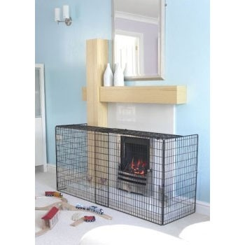 Clippasafe Fireguard Extendable Fireplace Child Gate is easily assembled and fits securely to the wall or fireplace surround. Clippasafe Nursery Fireguard is suitable for use with most fixed, domestic, wall-mounted fires including Gas Fires, Electric Fires and Open Grate Solid Fuel Fires, with or without a fireplace surround or hearth. Extendable Adjustable Child Safety Fireguard is foldable for easy storage