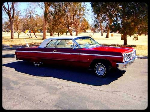 Chevrolet Impala 64 SS Lowrider For Sale (1964)