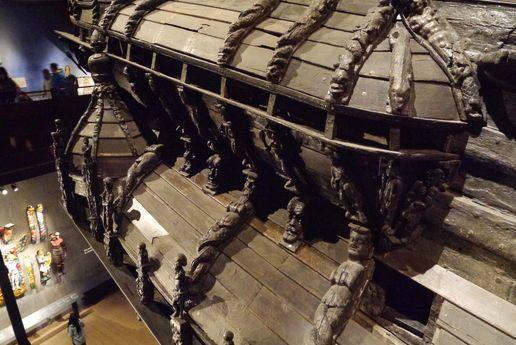 Vasa ship details