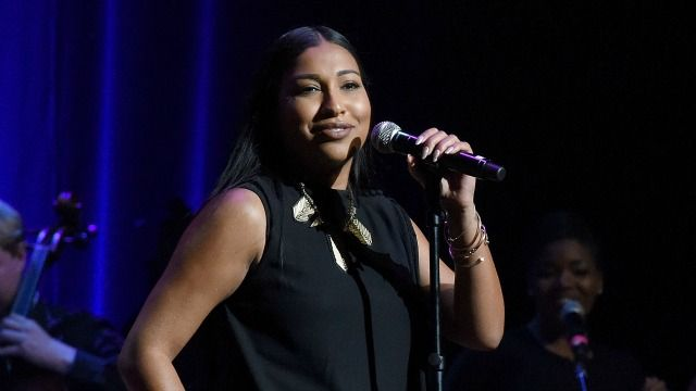 Songbird Melanie Fiona is expecting her first child with boyfriend, singer songwriter Jared Cotter...