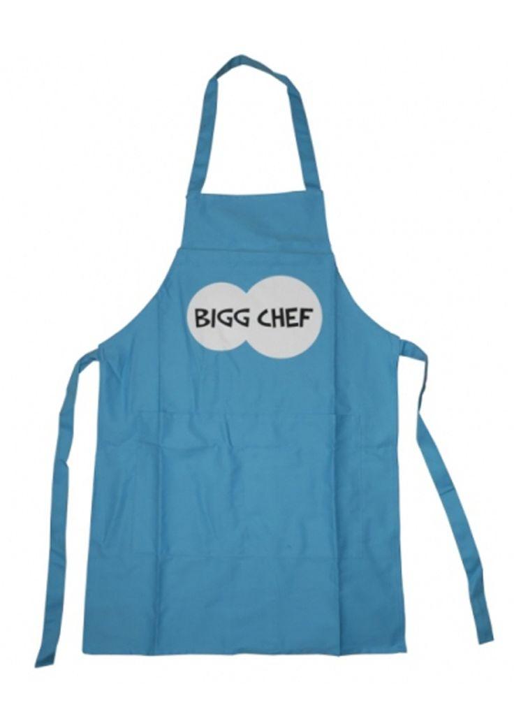 Bigg Chef  Mutfak Önlüğü