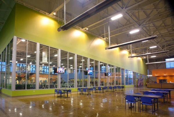 Arena Sports + Magnuson Athletic Club on Behance