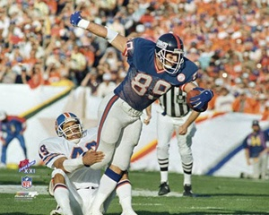 Mark Bavaro Super Bowl XXI Hero (1987) - Photofile Inc.