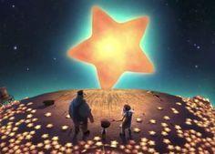 """La luna"""" est un film d'animation signé Pixar. A à la fois poétique et inspirant…"""