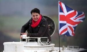 Ruth Davidson, politician, Scottish Conservatives leader
