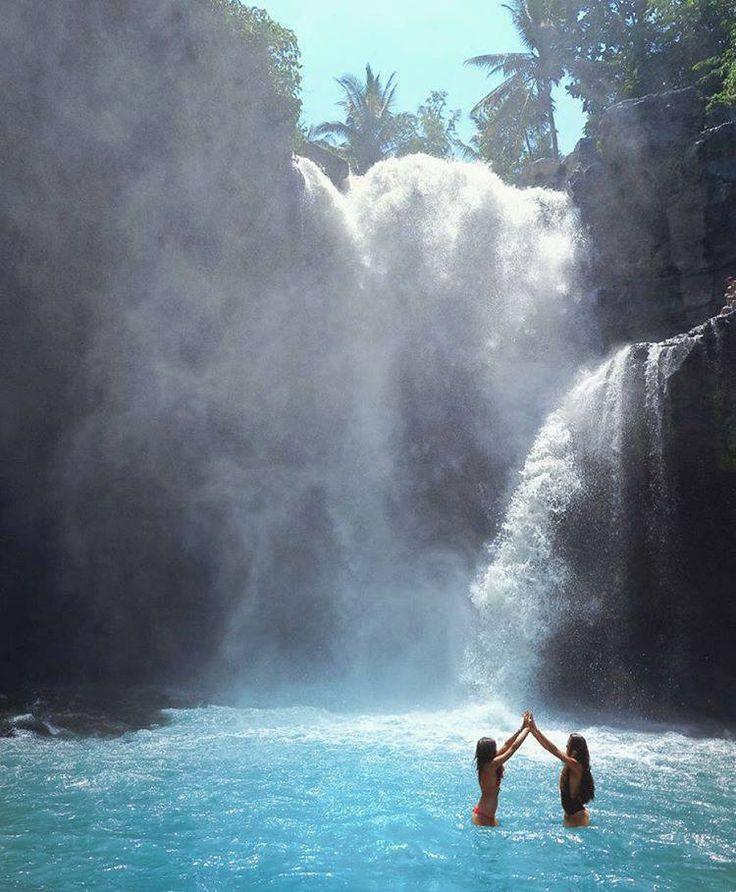 Best Honeymoon Places Bali: 9 Best Amazing Waterfalls In Bali Images On Pinterest