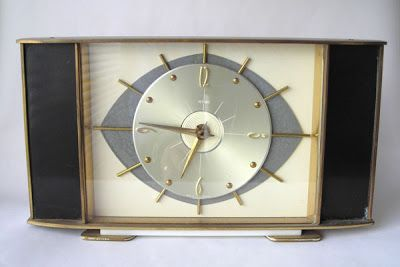 midcentury clocks collection | mania szatanek