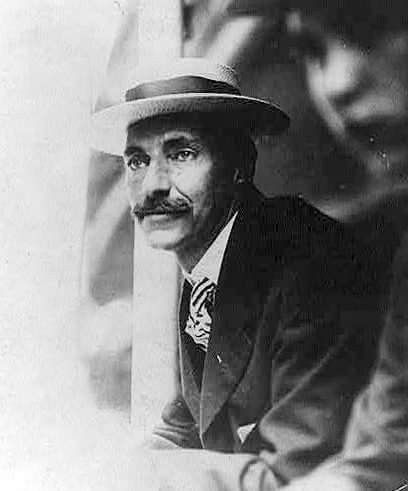 John Jacob Astor IV in 1909. He was the wealthiest person aboard Titanic.