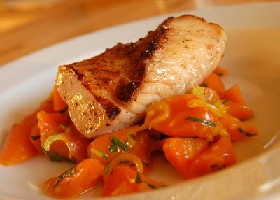 Beyond Salmon: Sable with Balsamic Orange Ginger Glaze
