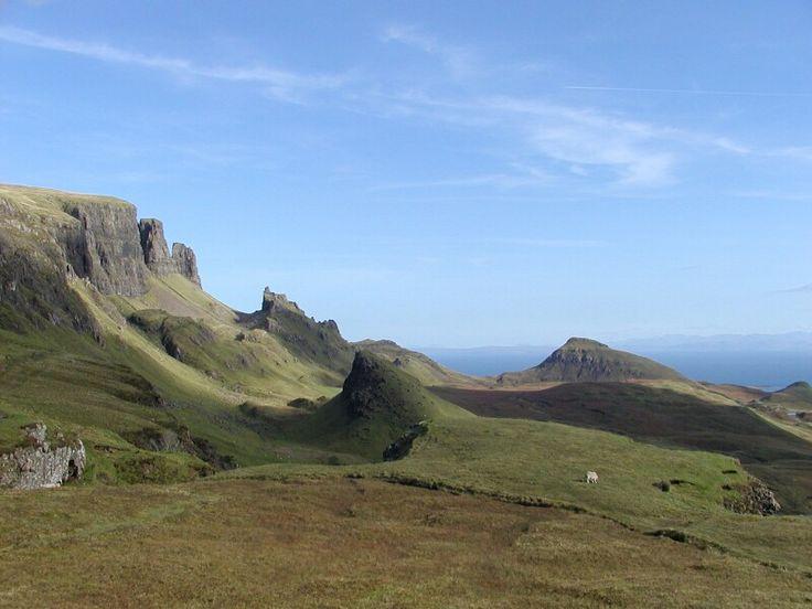 The Quirang, Isle of Skye