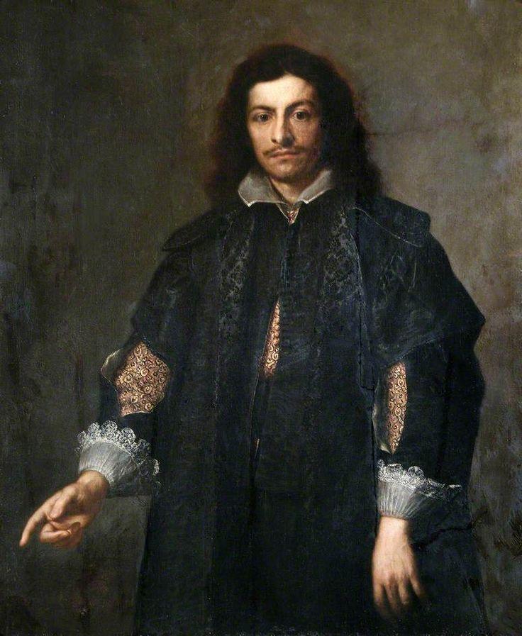 1640s Bartolomé Esteban Murillo - Portrait of an Unknown Man