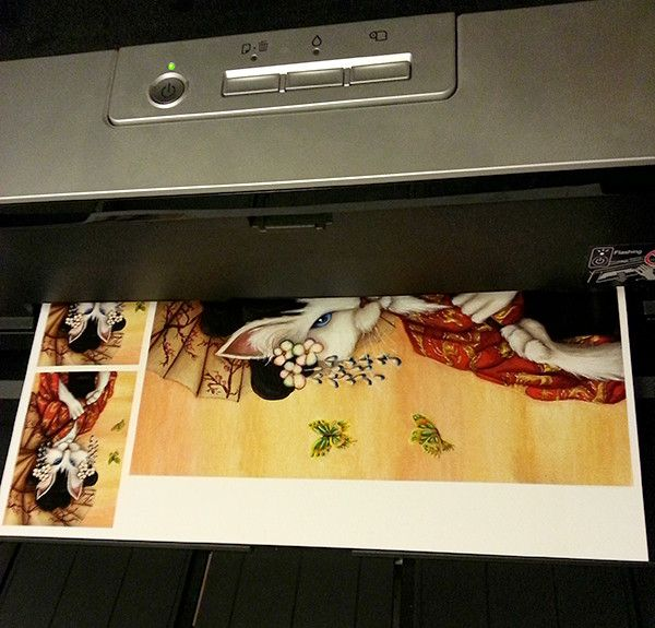 How to Make Prints of Your Artwork by TaraFlyArt