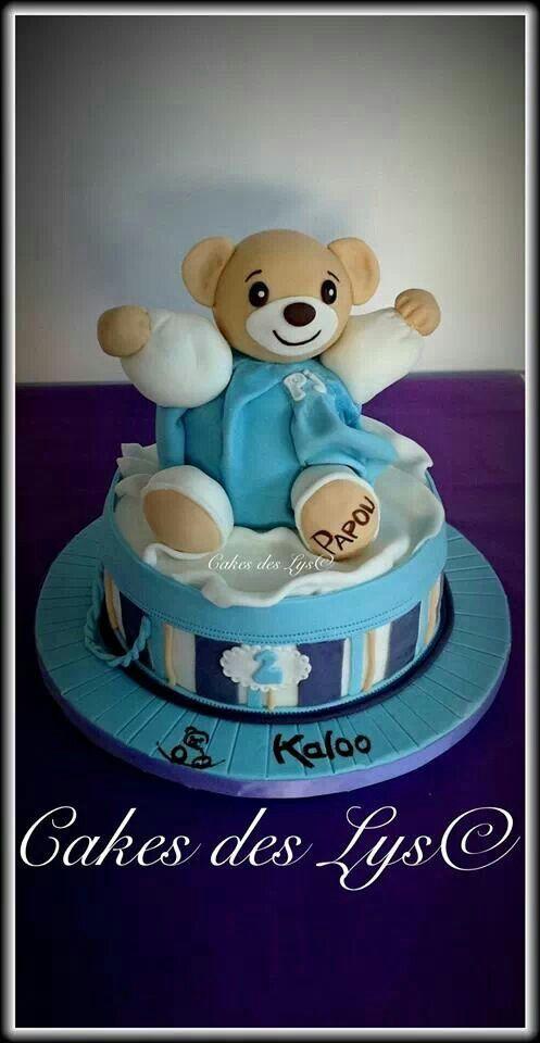 "Cake Doudou Kaloo ""oeuvre de Cake des Lys"""