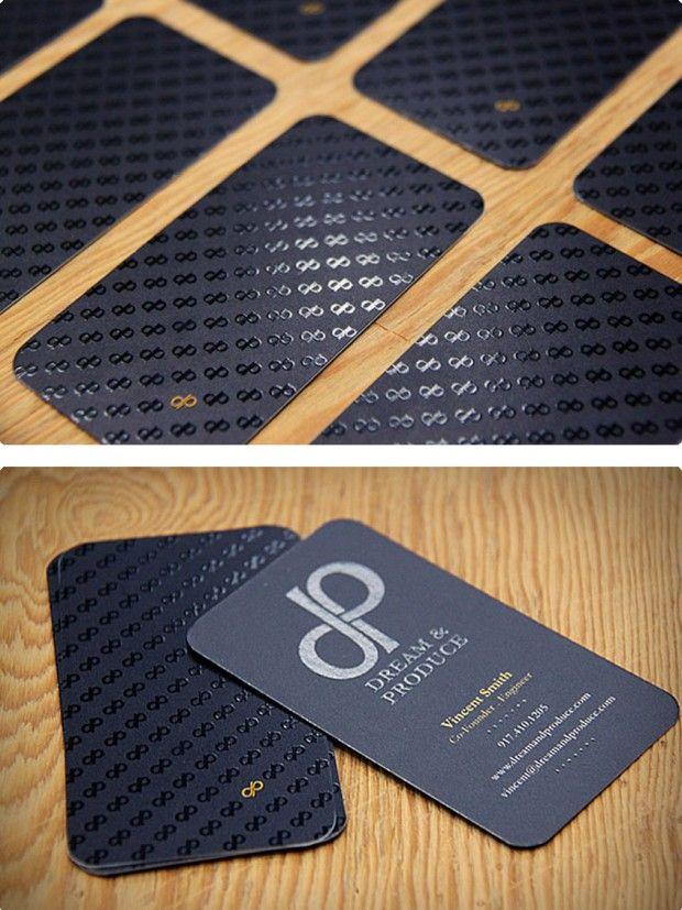 PVC Card with Matte Finish, and Spot UV - Quieres una tarjeta como esta? Con…
