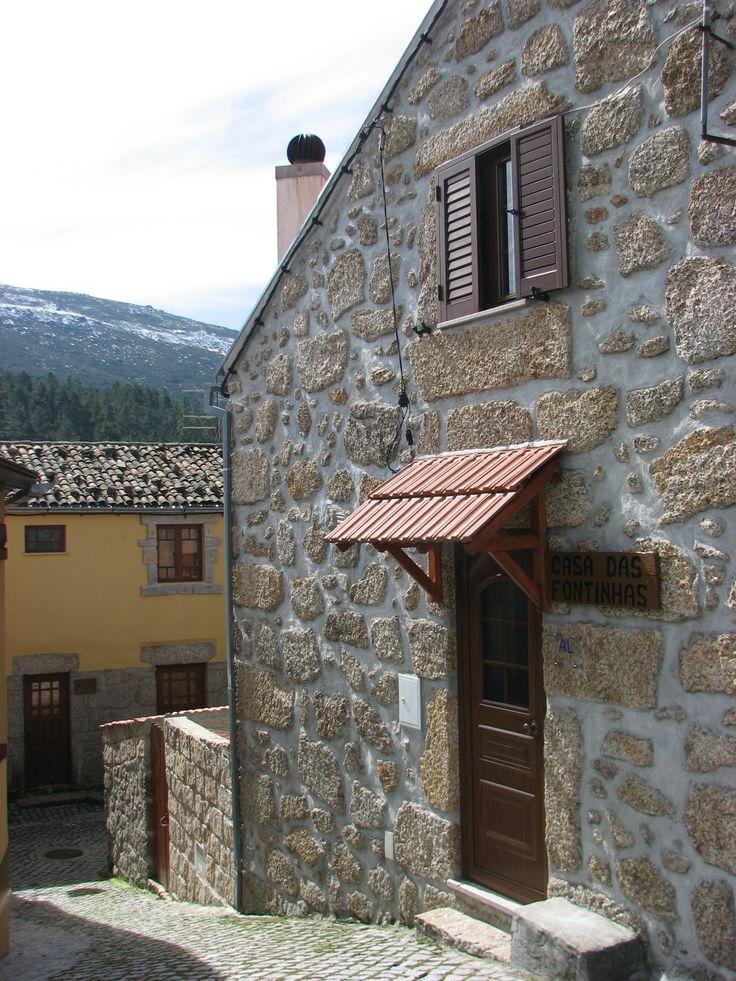 Casa das Fontinhas  Alojamento local  Sabugueiro  Seia