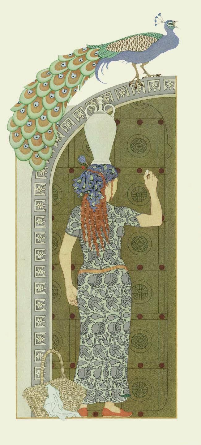 Olga Dugina. From '1001 Nights'
