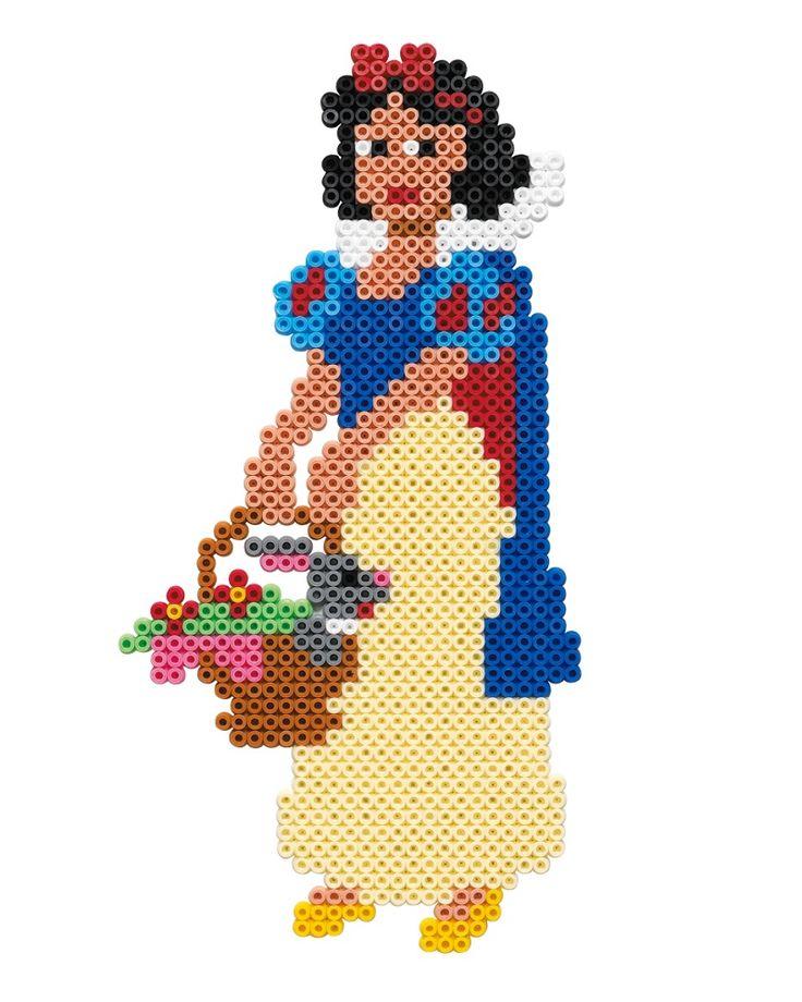 sandylandya@outlook.es Disney Snow White Hama Beads