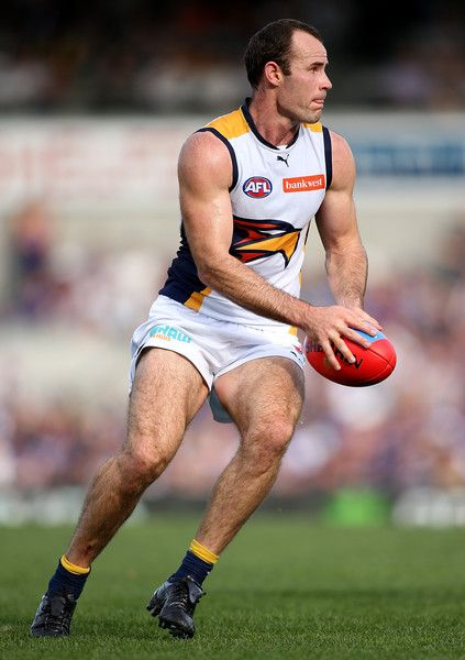 Shannon Hurn Photos - AFL Rd 20 - Fremantle v West Coast Eagles - Zimbio