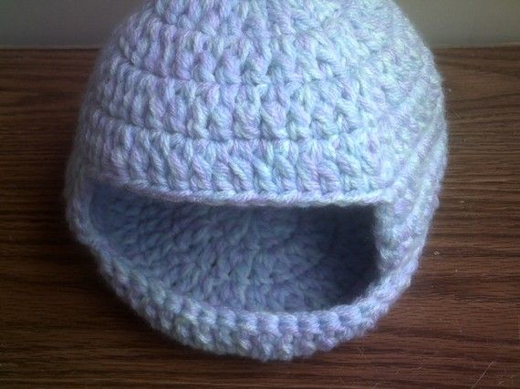 Crochet Pet House Collapsible Bed For Cats And Small Pets