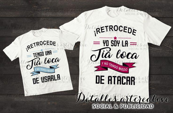 Vector diseño de camiseta | Para imprimir | Diseño multiusos | Instantánea descargar | AI | DXF | SVG | Alta calidad | Tia Loca