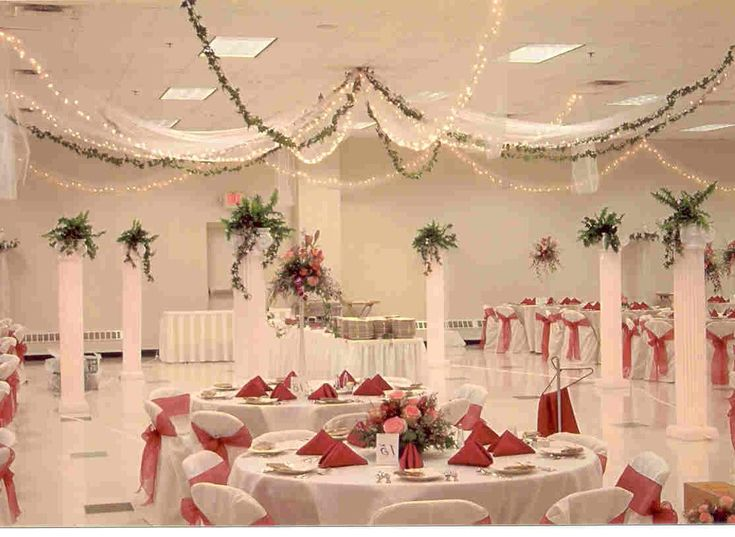 25 best ideas about cheap banquet halls on pinterest for Wedding banquet hall decoration ideas