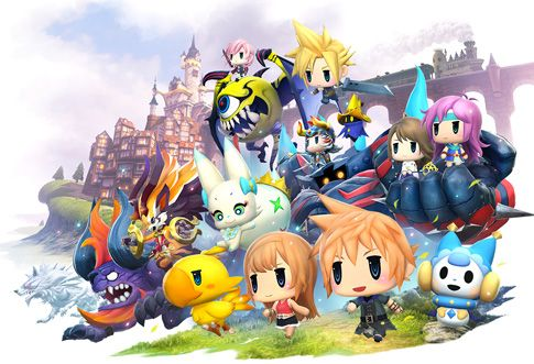 World of Final Fantasy Game Review  World of Final Fantasy would have been an easy recommendation. The storyline may be up there on the anime junk scale, but finally, it is an enjoyable, bubbling cartoon-inspired romp through the greatest hits of Final Fantasy characters, places, creatures, and melodies, and its battle system is truly entertaining.   #FinalFantasy #WorldofFinalFantasy #FinalFantasyGame #WorldofFinalFantasyGameReview #ReviewGamers