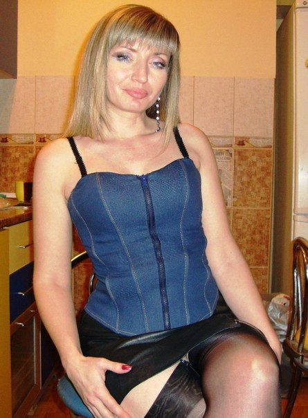 Hot mature russian