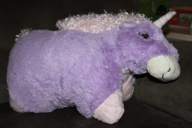Unicorn Pillow Pet Fucking Smart Unicorns Bitch