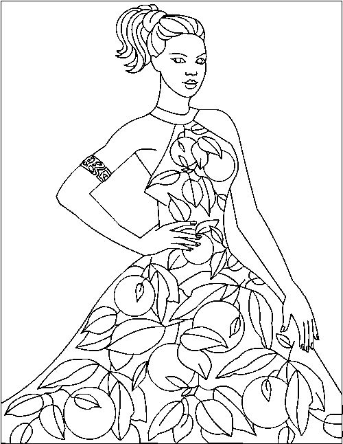Coloring Page Adults Free Coloring Page For Adults More 17 Best