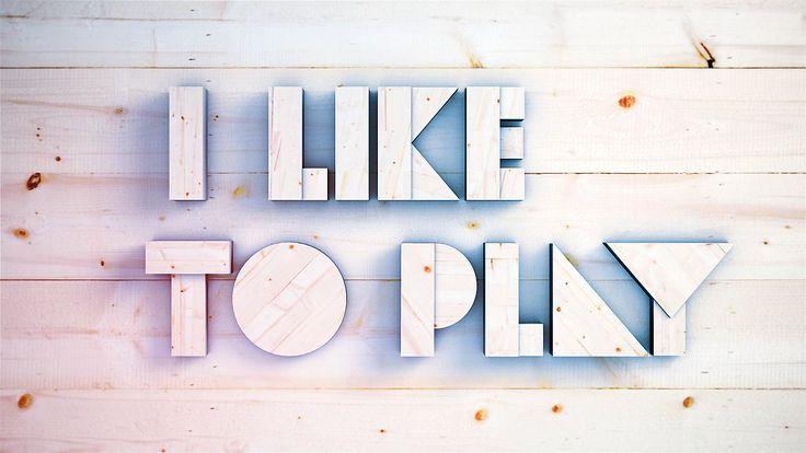 """""""I Like To PLay"""" on Vimeo"""