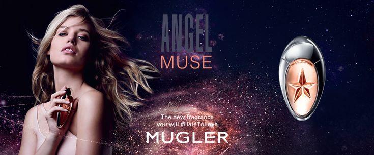 Free perfume? Can't be bad. Get a free sample of Mugler Angel Muse perfume. Check freebie