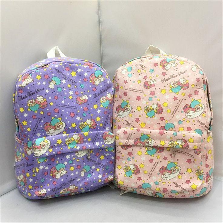"Sweet lolita cartoon backpack SE9631   Coupon code ""cutekawaii"" for 10% off"