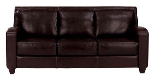 How To: Decorate Around a Dark Leather Sofa Boston