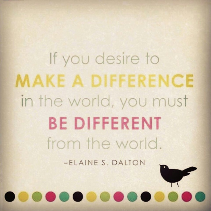 Making A Difference Quotes 81 Best Make A Difference Images On Pinterest  Favorite Quotes .