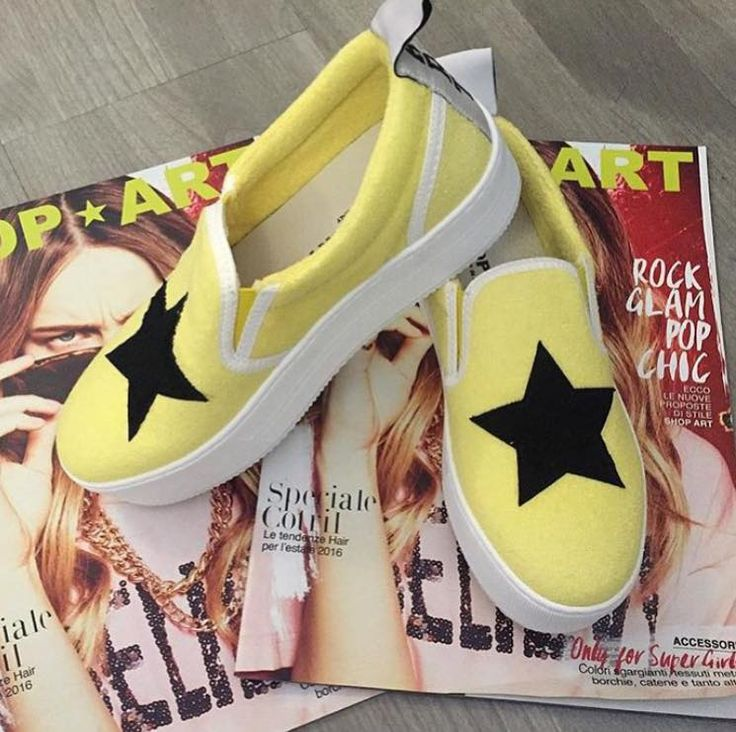 SLIP ON WITH STARS #new #collection #shopart #shopartmania #slipon #springsummer16 #stars #instore #adorage #style #coolstyle
