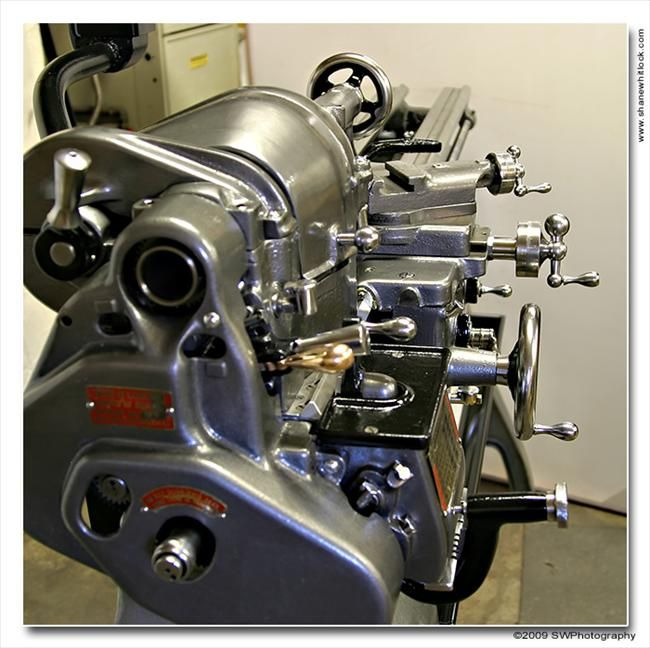Photo Index - South Bend Lathe Works - Heavy 10 ...